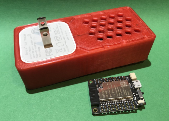 Cover Image for 3d Printed ESP32 Brick