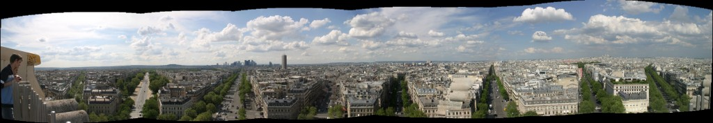 Paris Panorama for
