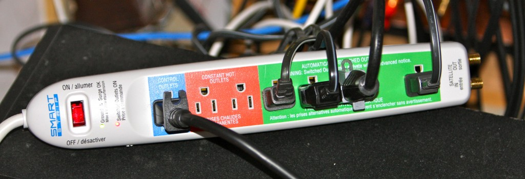 Cover Image for A smart power strip